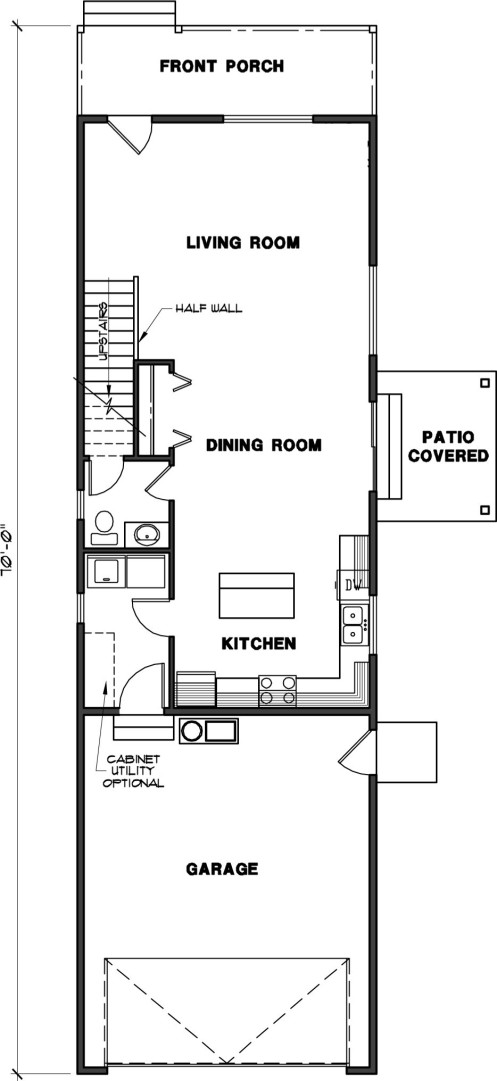 Ridgefield Main Floor