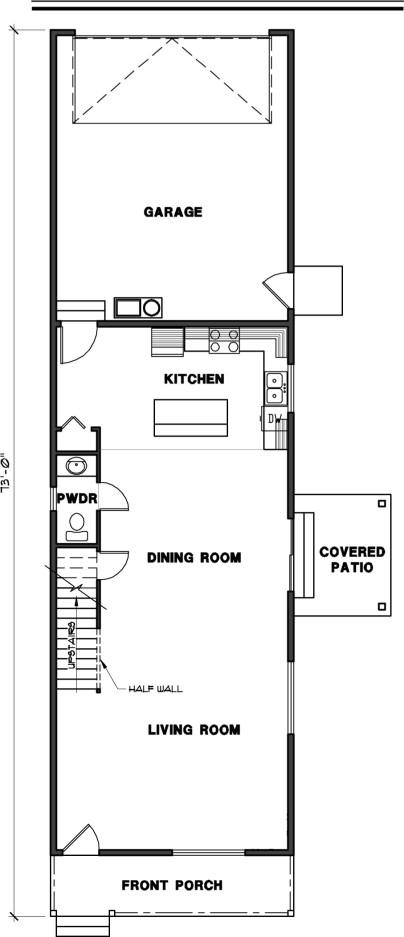 Stevenson Main Floor