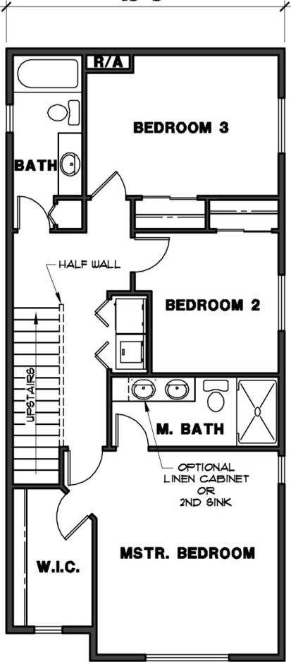 Stevenson Upper floor